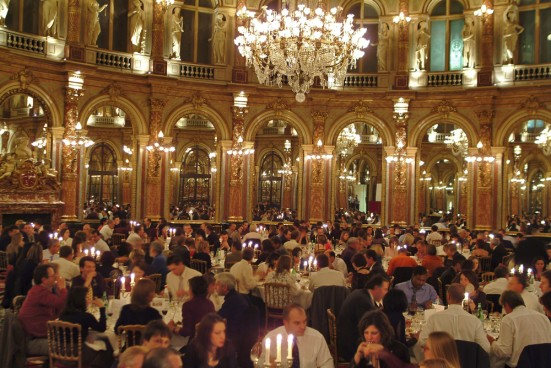 Soirée PALL - Le Grand Hôtel - 2005