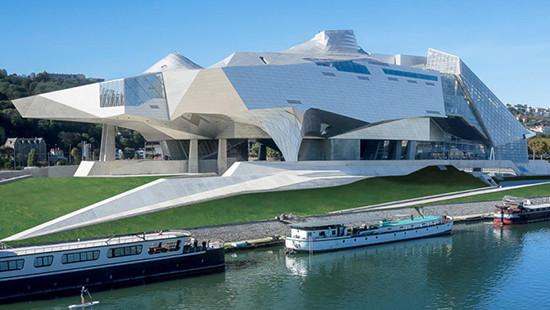 Musee des Confluences de Lyon